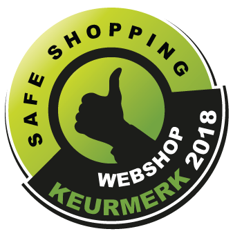Safe Shopping keurmerk logo