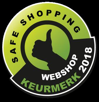 Safe Shopping keurmerk logo